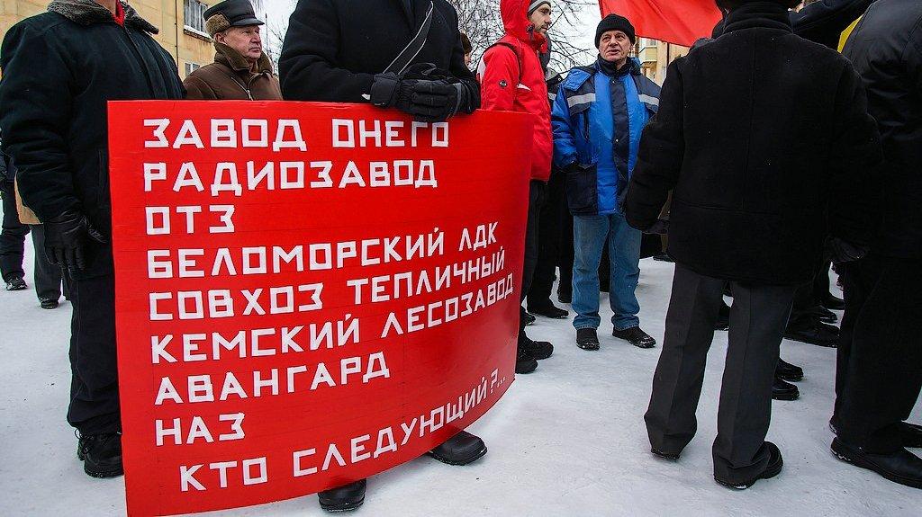 митинг в петрозаводске_26 января