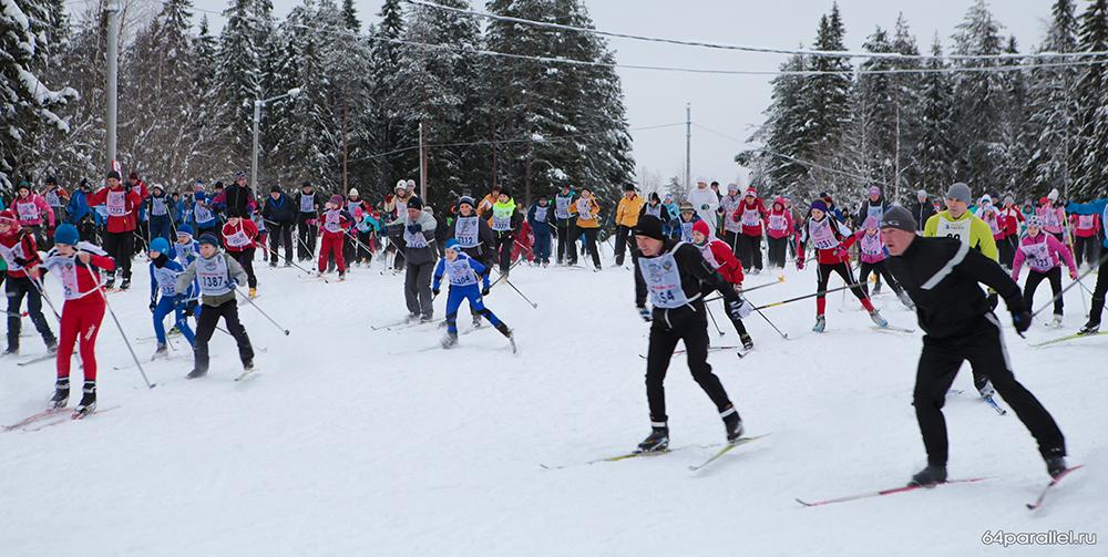 Лыжня России-2014 в Костомукше (16)
