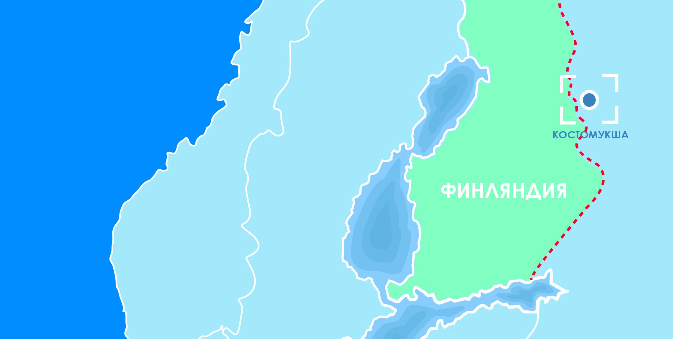Финляндия шапка
