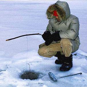 Рыбалка квадрат