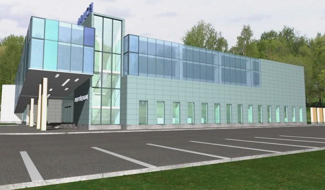 Типовой проект крытого ледового стадиона