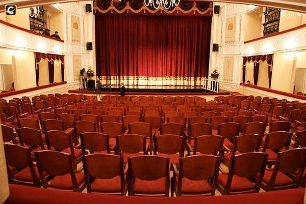 театр музыкальный зал