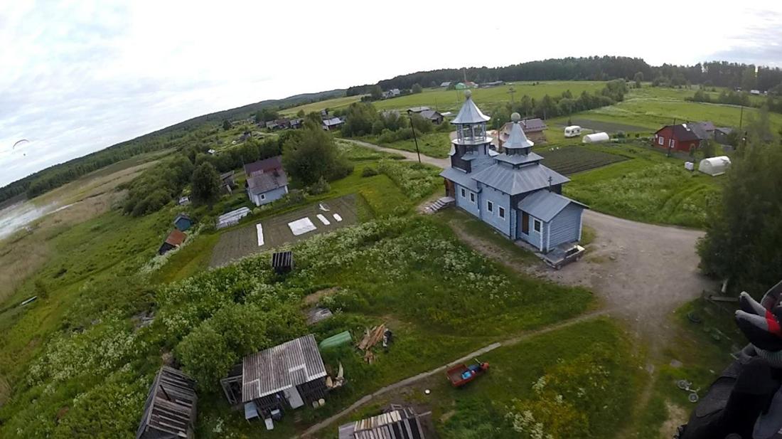 Церковь в Вокнаволоке