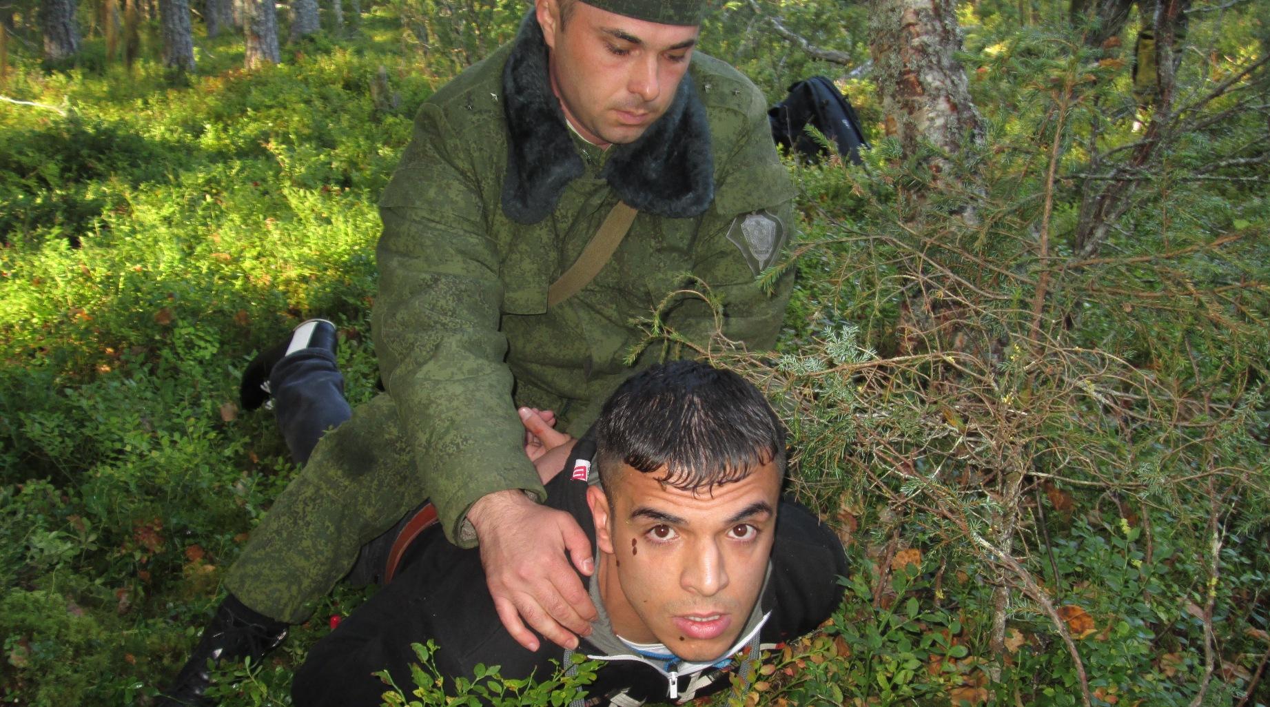 задержание сирийцев-1