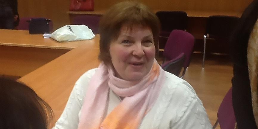 Ирина Плясунова