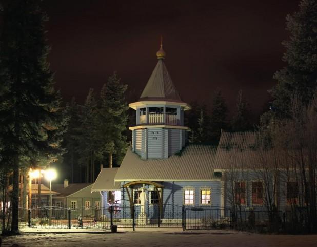 Храм Покрова Пресвятой Богородицы. Фото Ады Нелюбиной