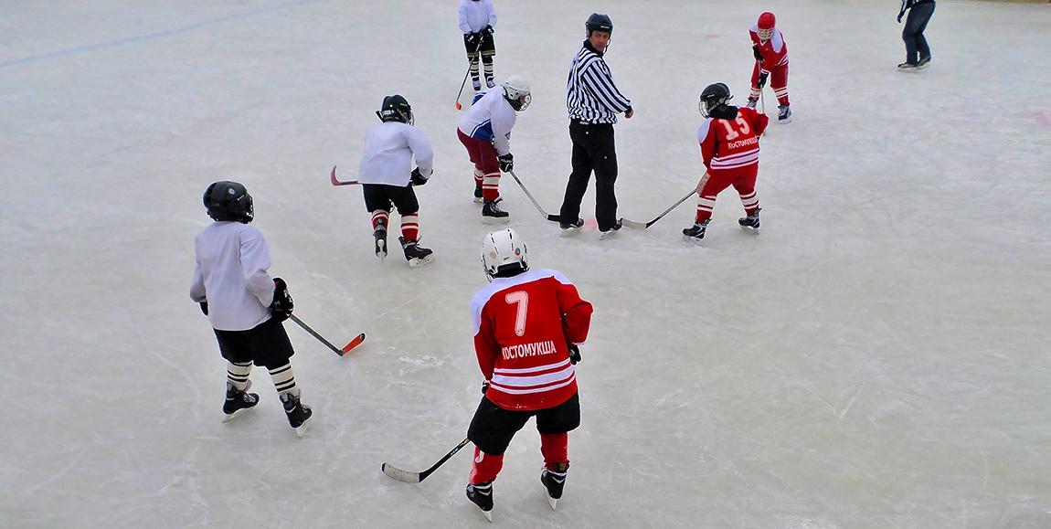 хоккей в Сегеже 31 января 2015 на сайт