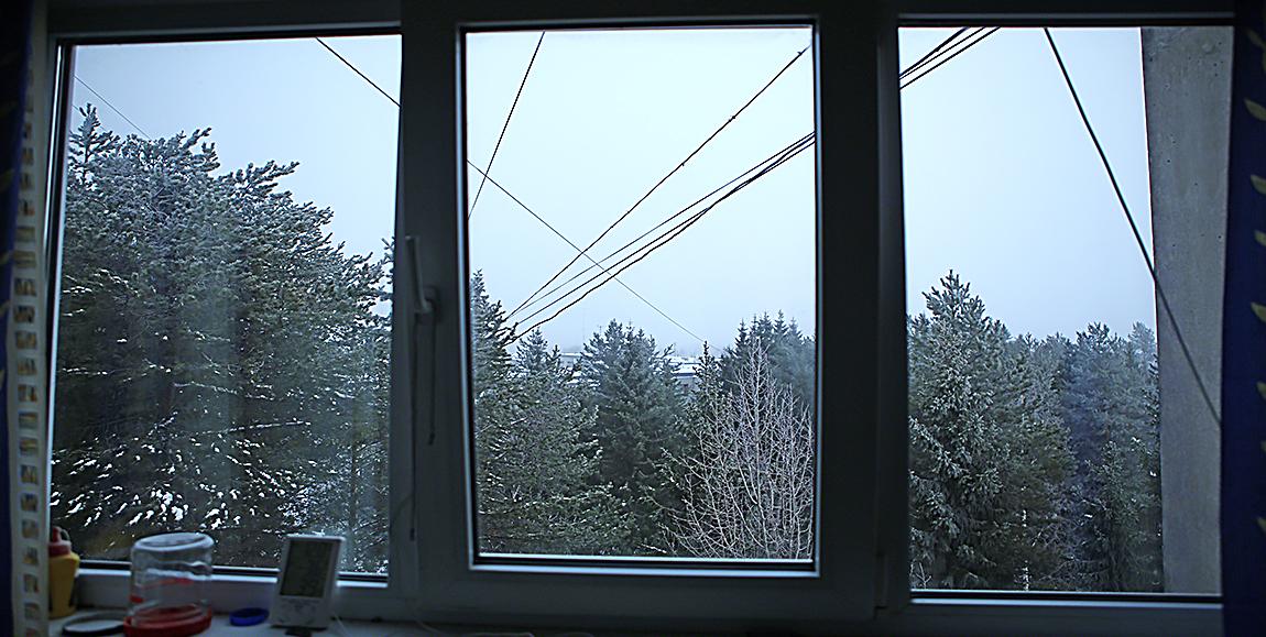 Советская, 2 окно