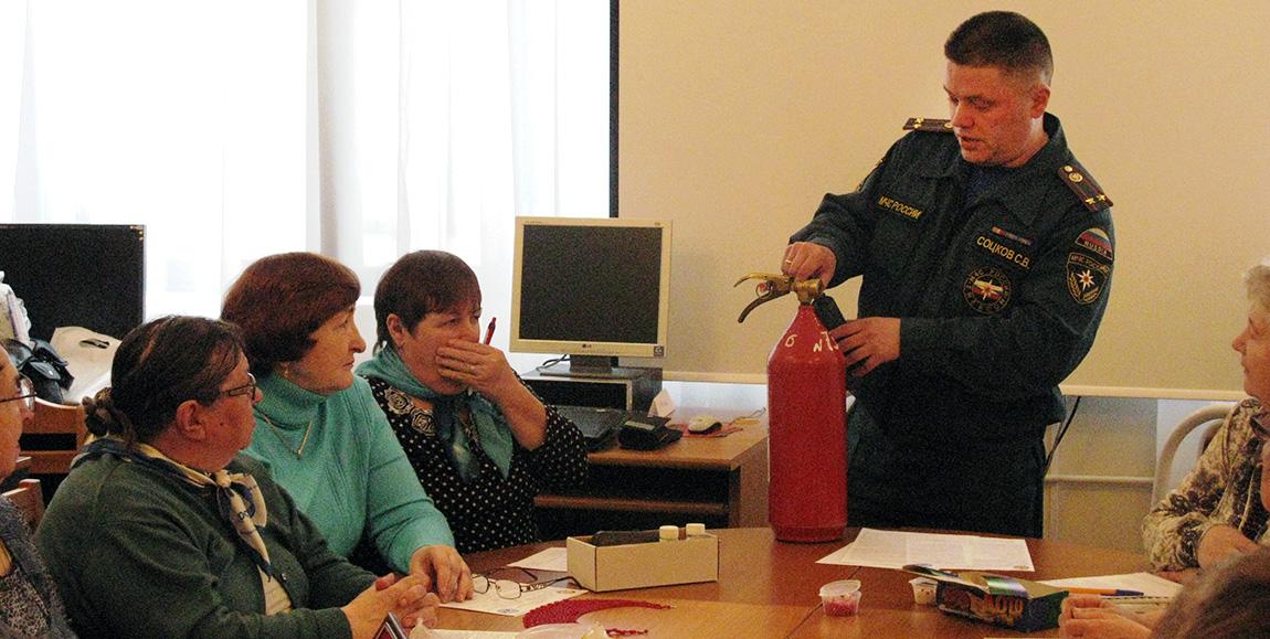 Соцков Сергей Владимирович, начальник надзорной службы пожарной охраны (5)