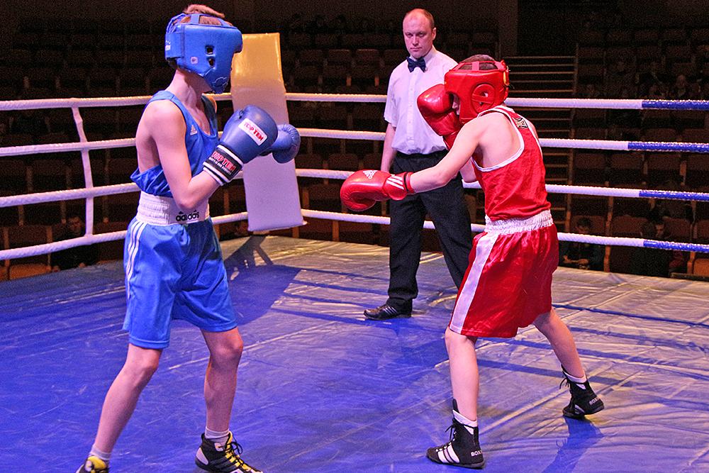 Бокс (75)