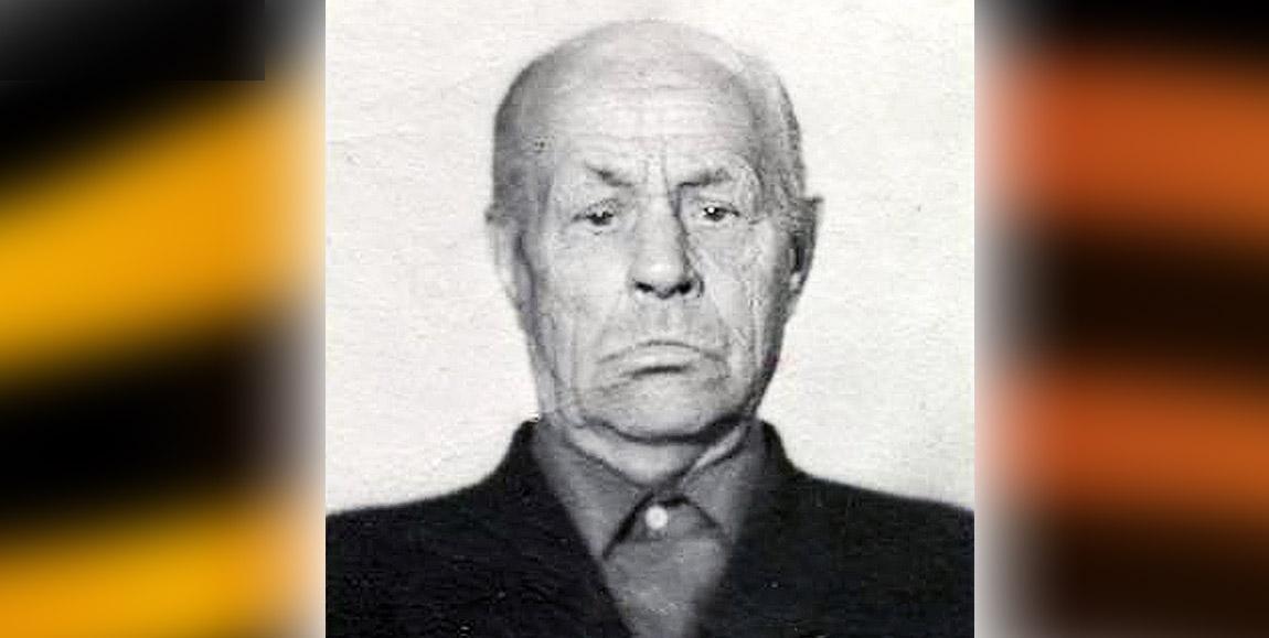 Петр Турушкин ветеран