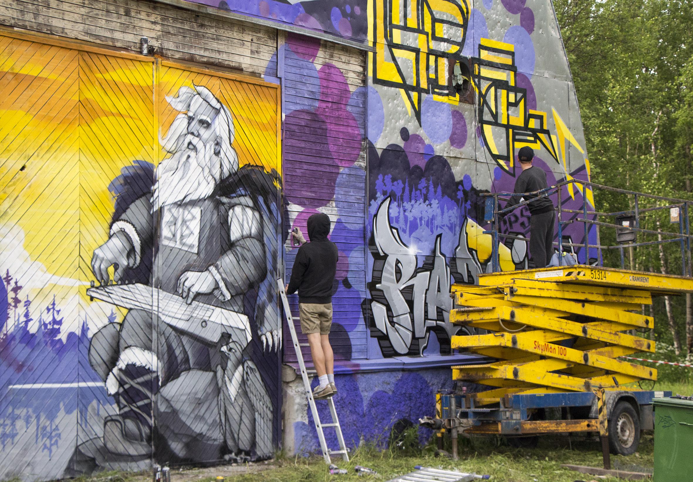 граффити 1