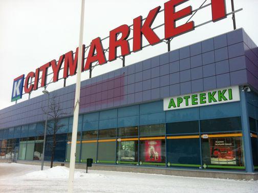 citymarket магазин финляндия