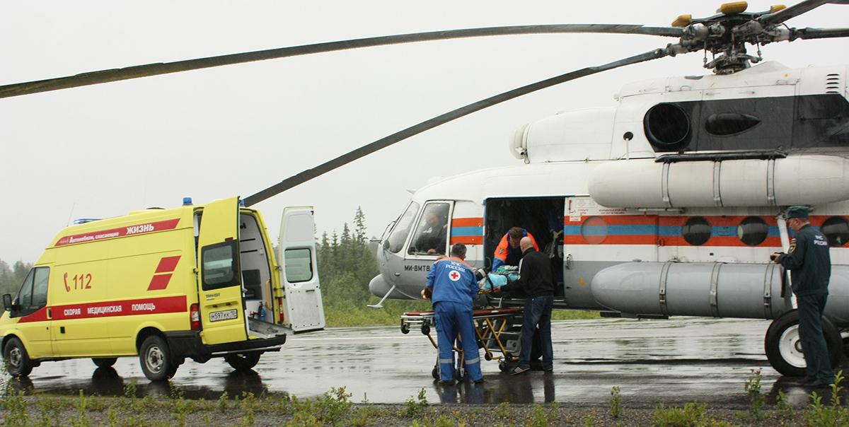 вертолет мчс2