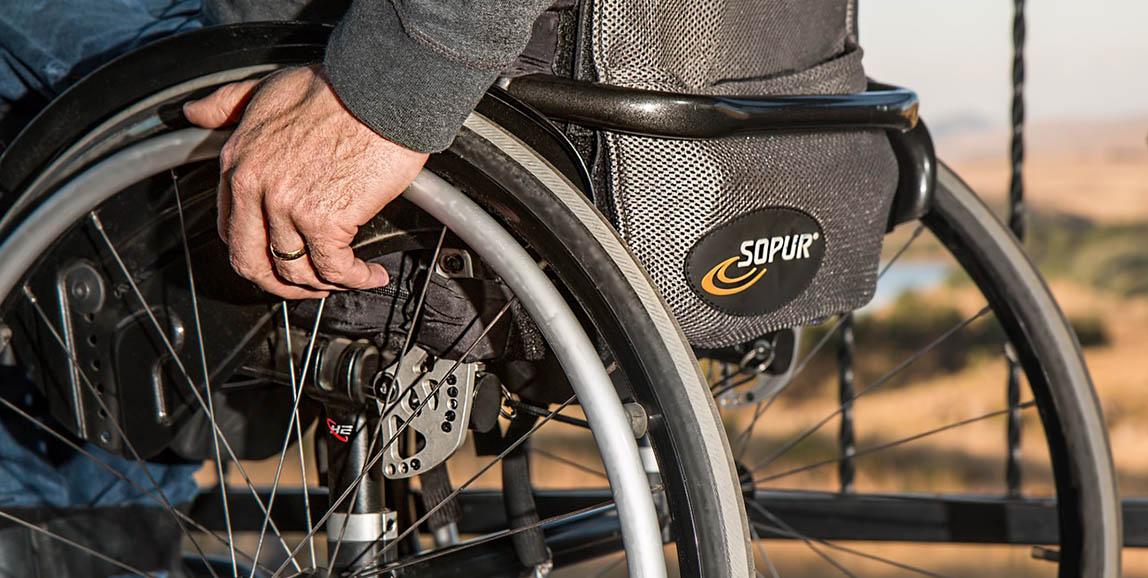 инвалид коляска пиксабай