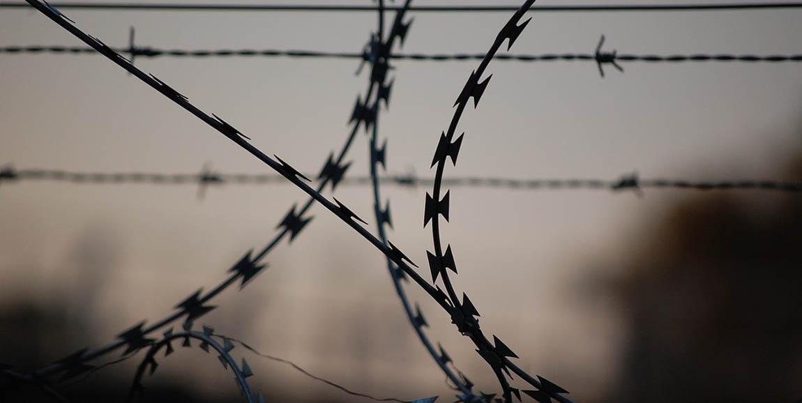 решетка тюрьма пиксабай