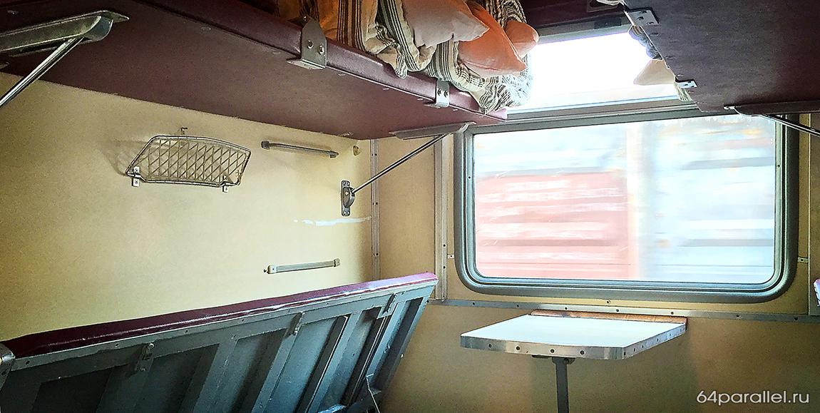 Костомукша поезд вагон железная дорога (1)