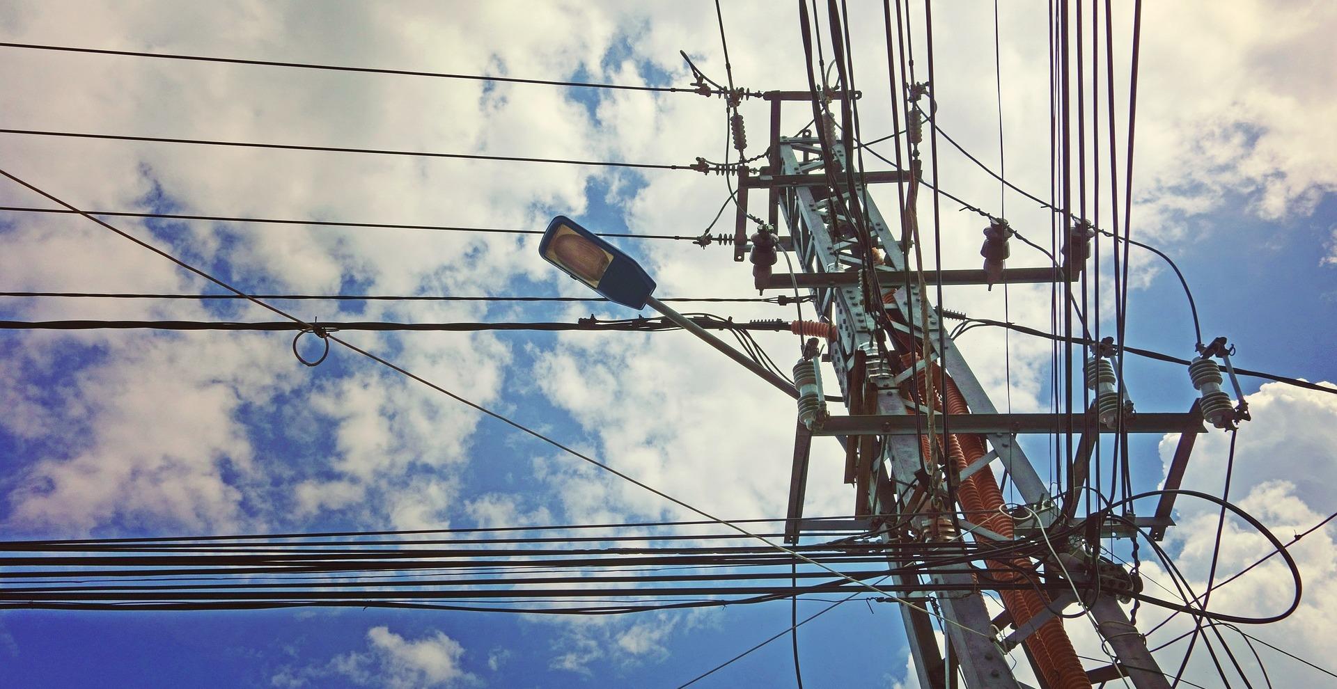 электросети пиксабай