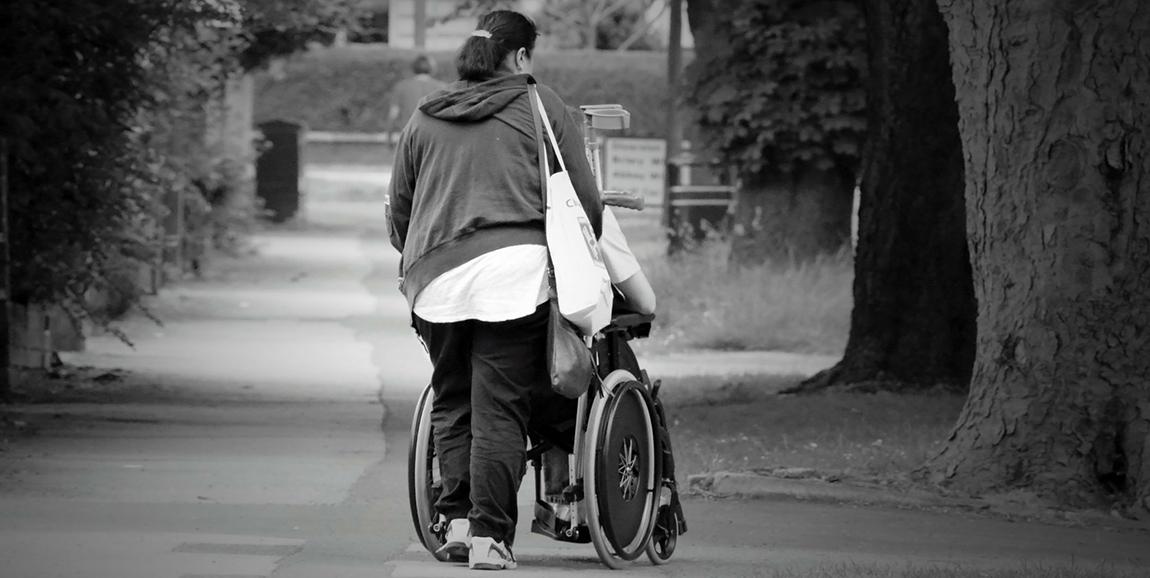 инвалид ребенок коляска