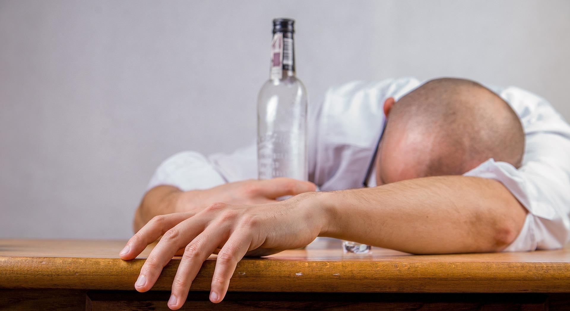 алкоголик пиксабай