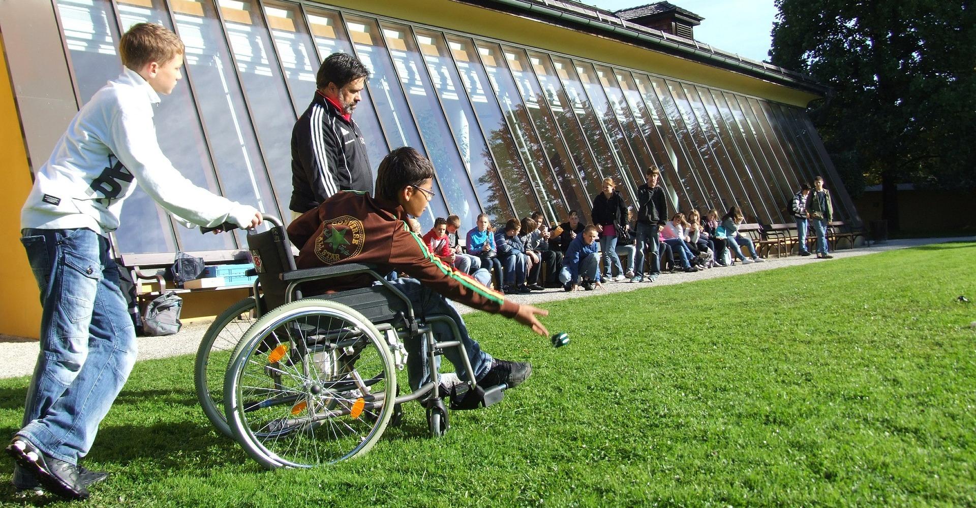 инвалиды пиксабай