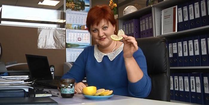 оксана шаманская пол-лимона