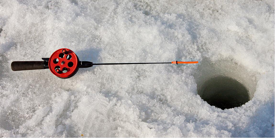 лед рыбалка зима пиксабай