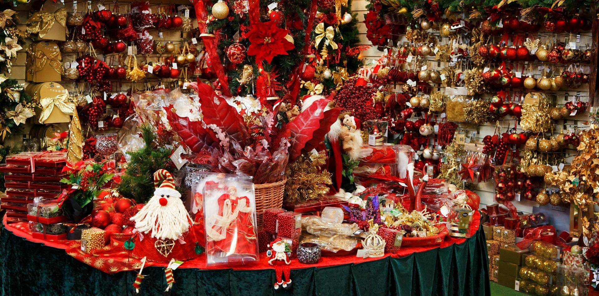 магазин рождество пиксабай