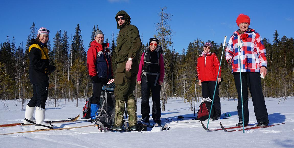 Восход лыжи  (1)