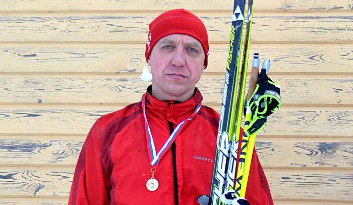 Игорь Родкин (фото из архива группы ДЮСШ-1 «ВКонтакте»)
