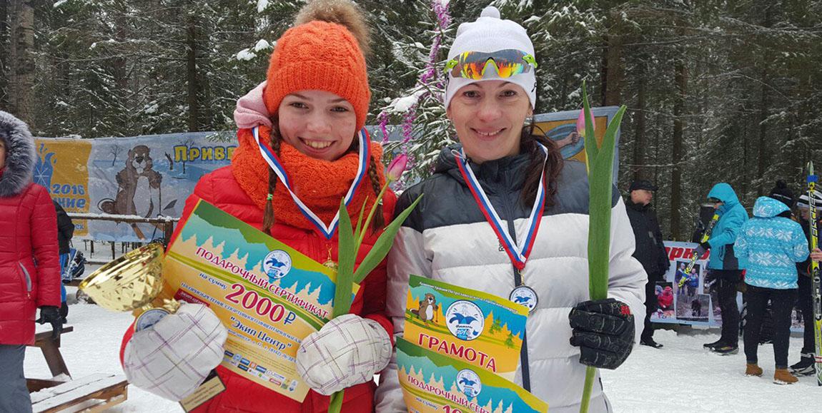 Ксения Богданова и Ольга Немышева