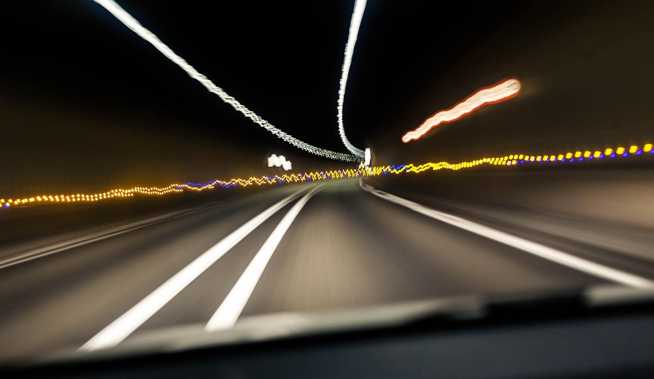 дорога ночь Пиксбэй