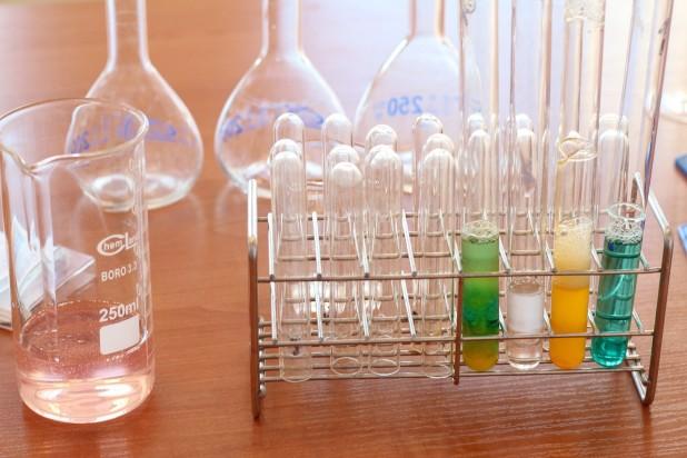 химия Пиксбэй