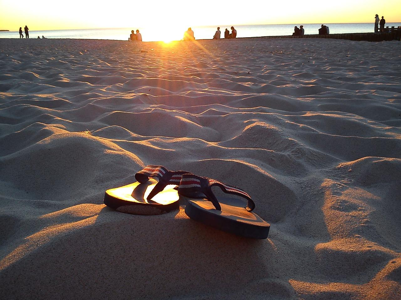 пляж шлепанцы Пиксбэй
