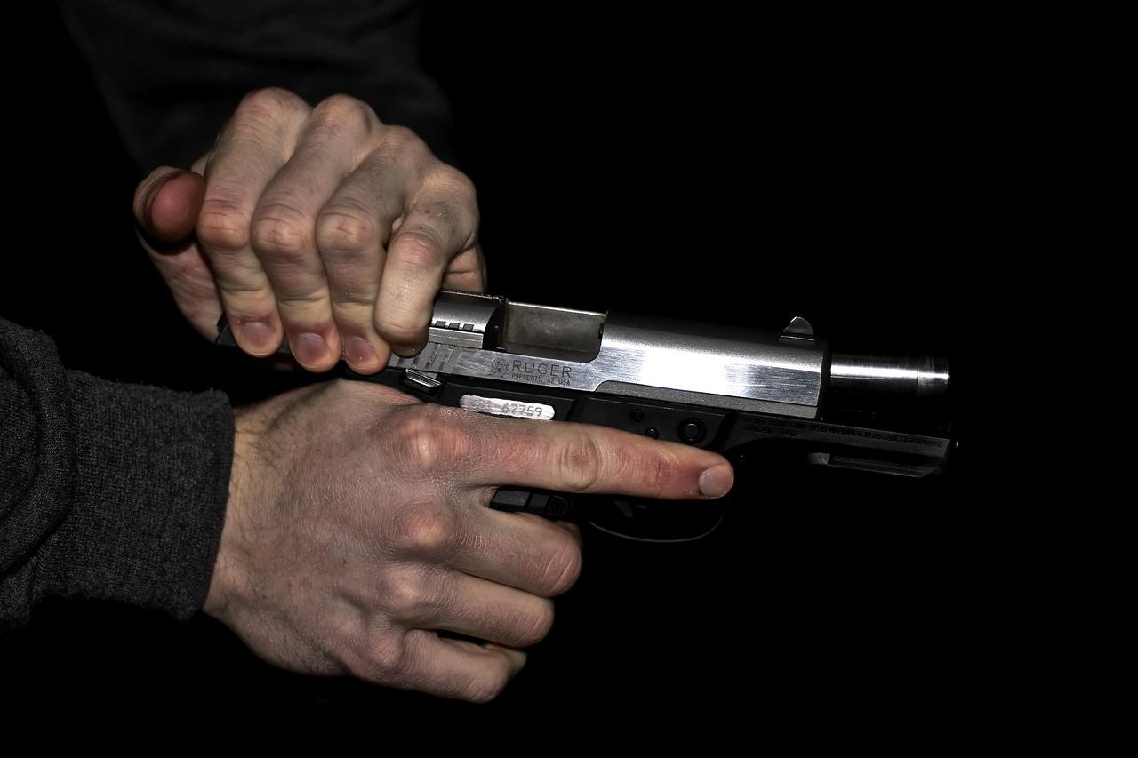 пистолет Пиксбэй