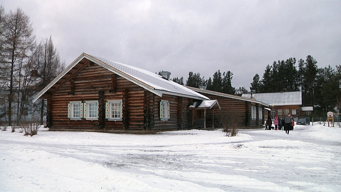 Школа Вокнаволок