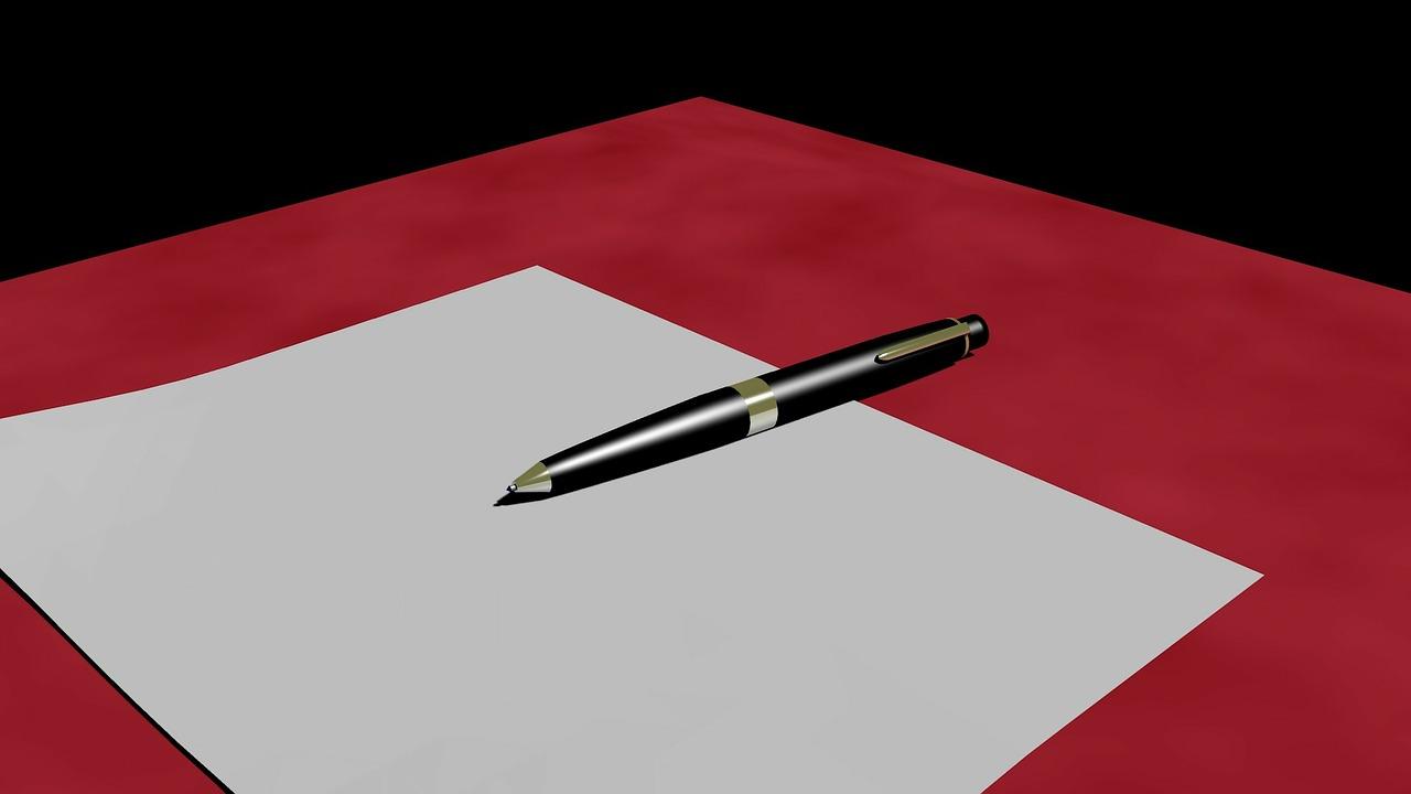 ручка письмо Пиксбэй