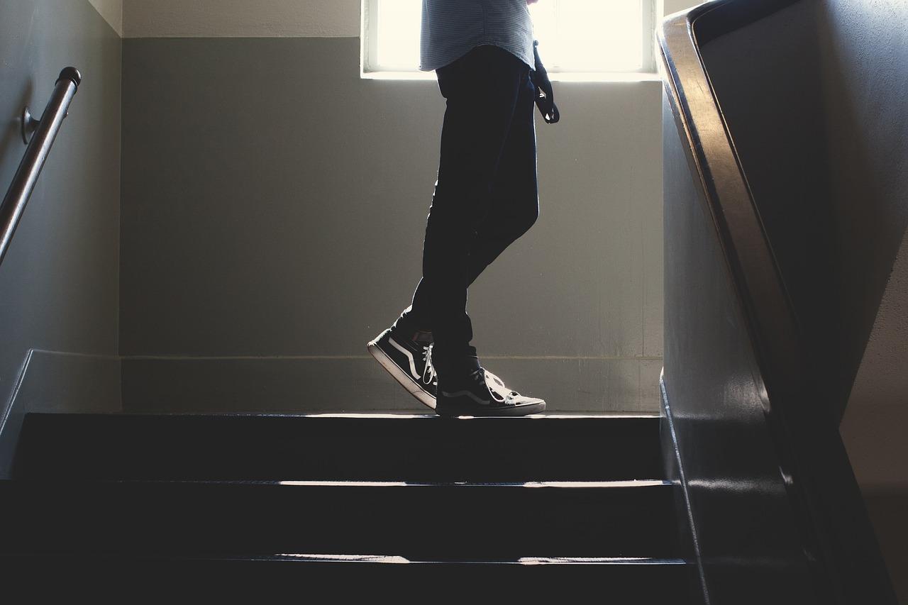лестница ступеньки Пиксбэй