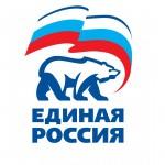 Едина Россия лого