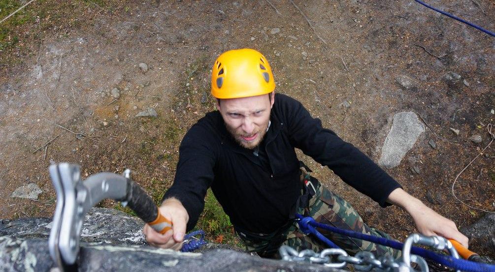 Скалолазы альпинисты (5)