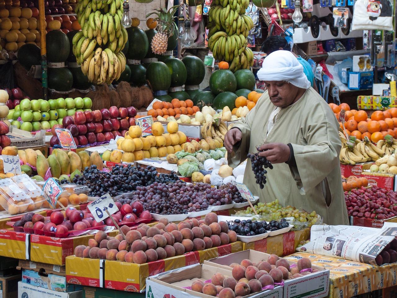 Египет фрукты Пиксбэй