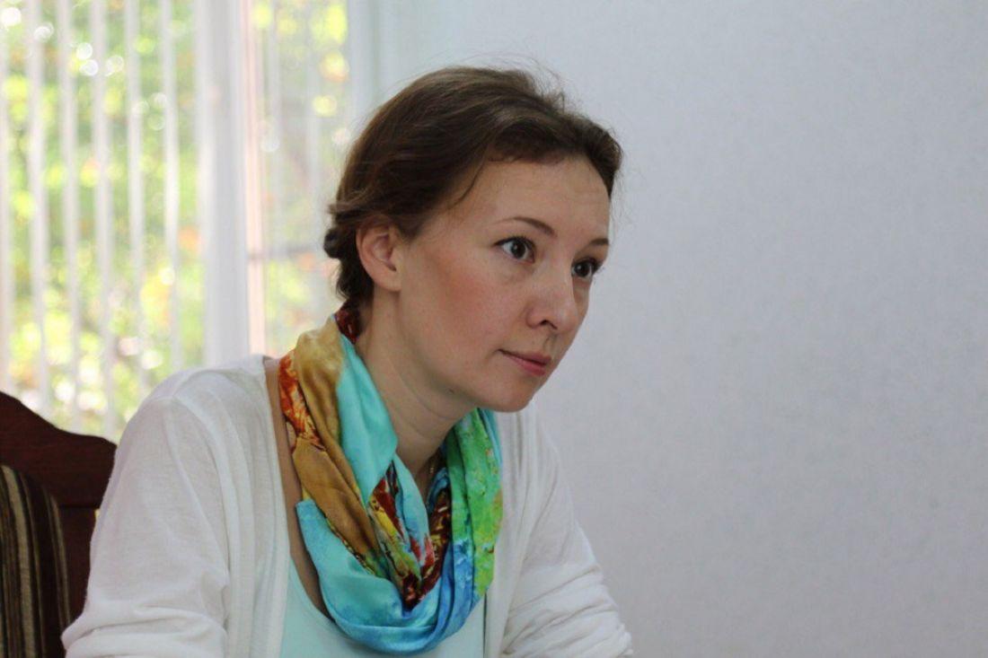 Анна Кузнецова омбудсмен