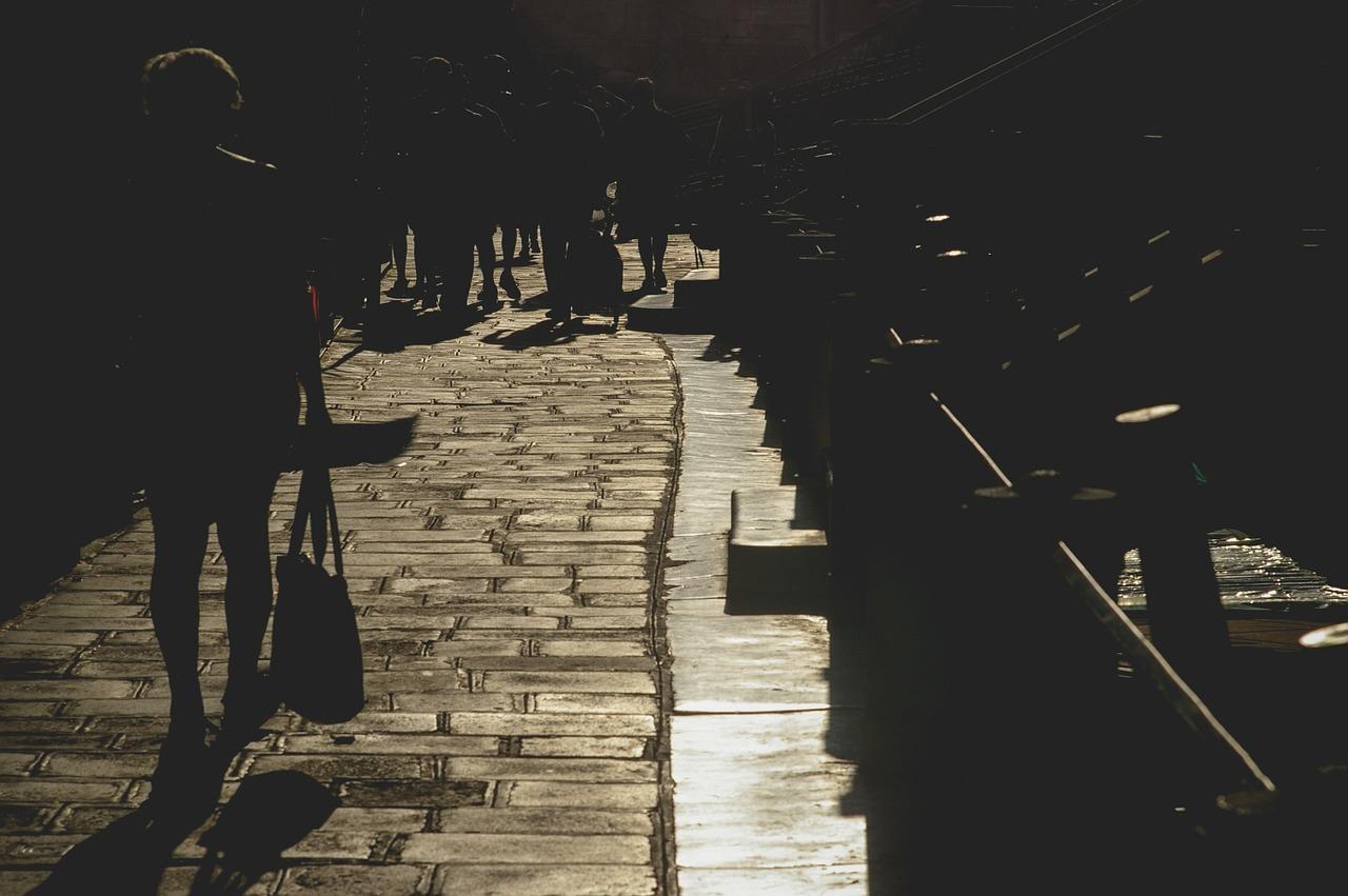 пешеход Пиксбэй