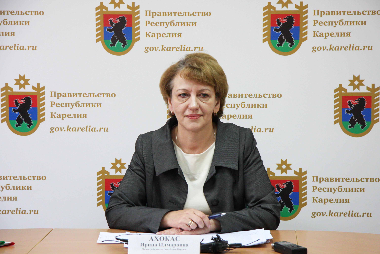 Ирина Ахокас