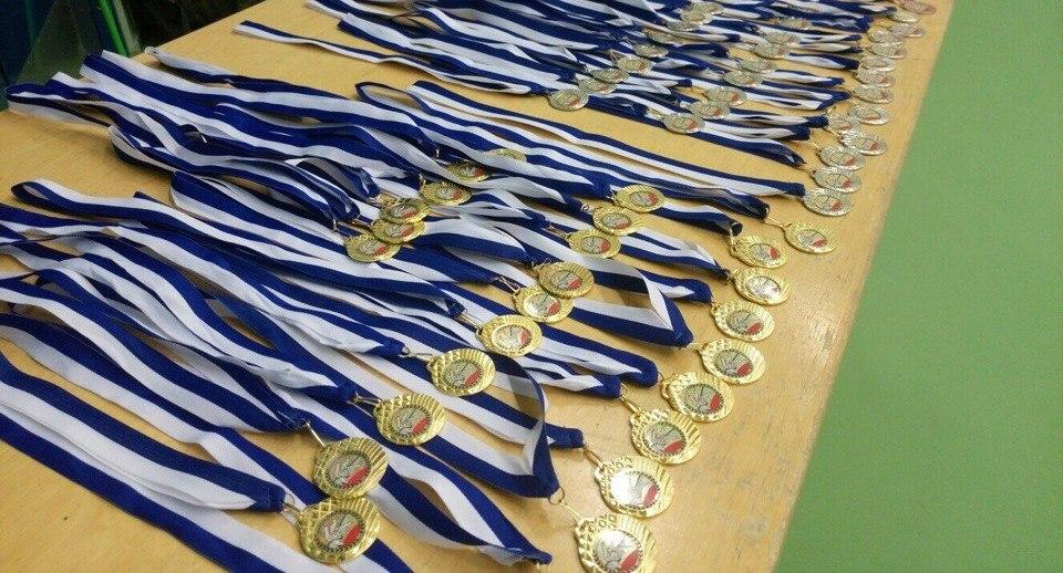 медали дзюдоистов