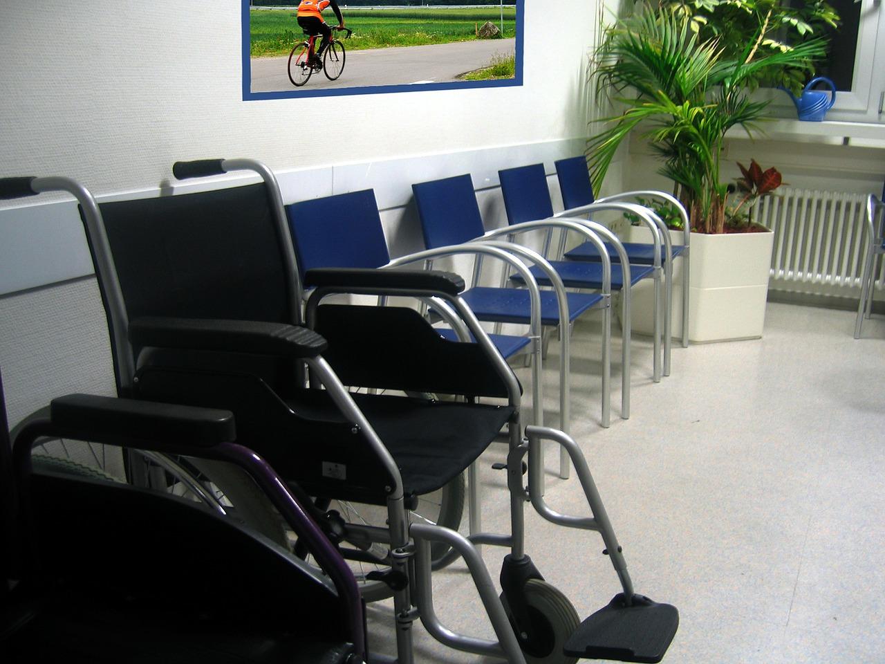 больница коридор Пиксбэй
