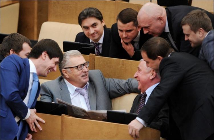 Госдума Жириновский