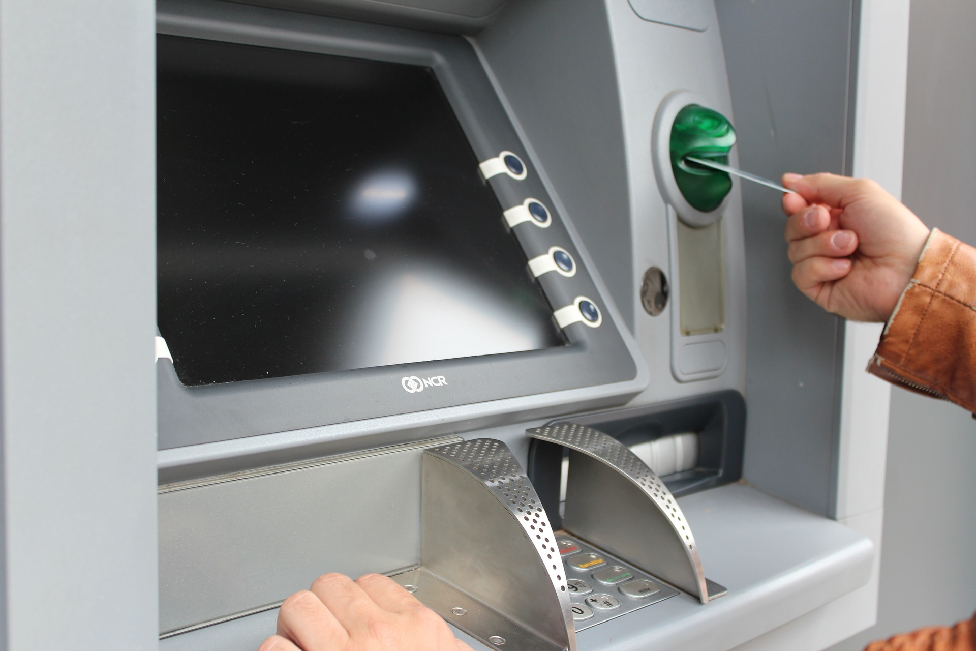 банкомат пиксабай