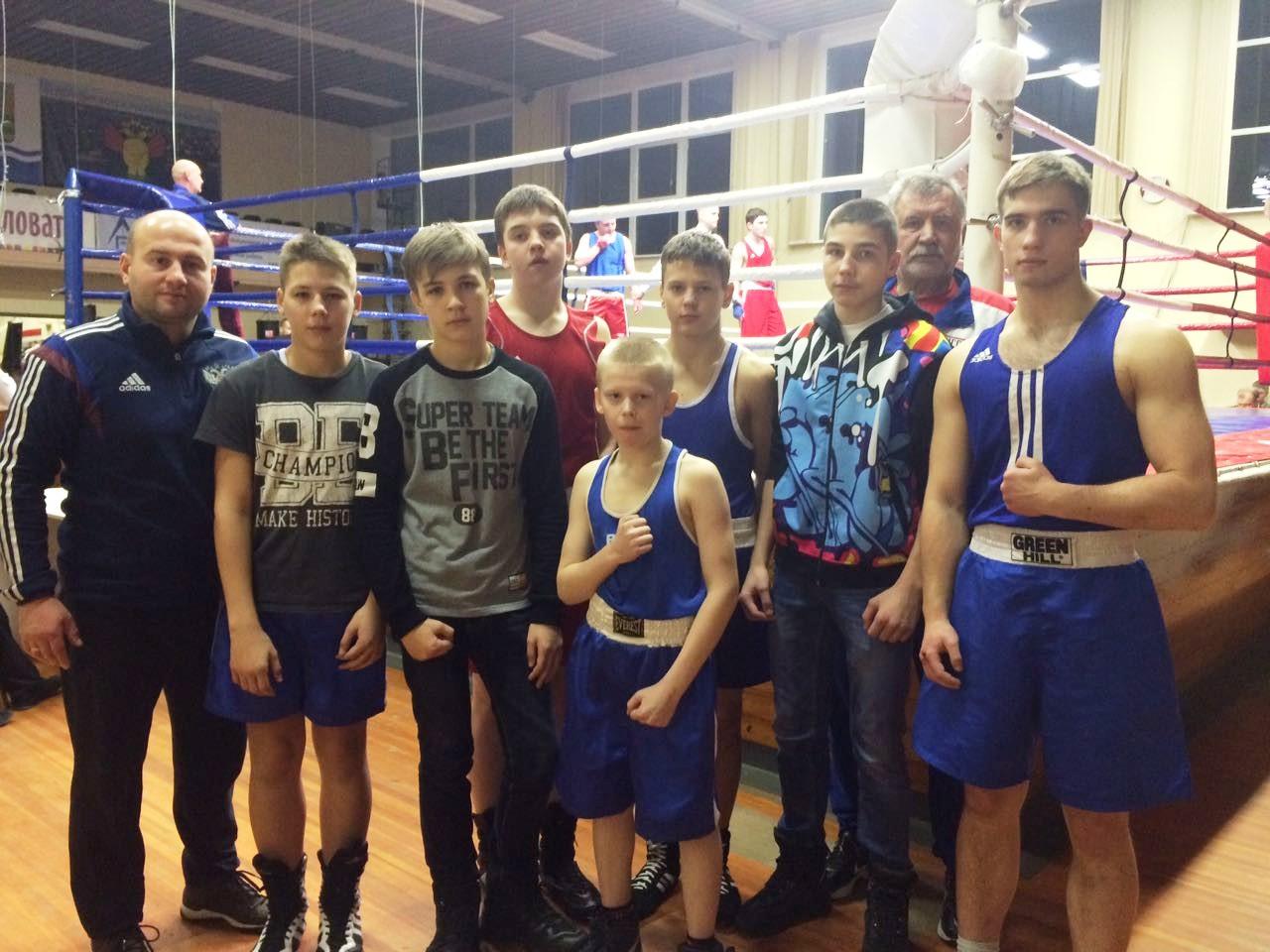 бокс чемпионат карелии 2016