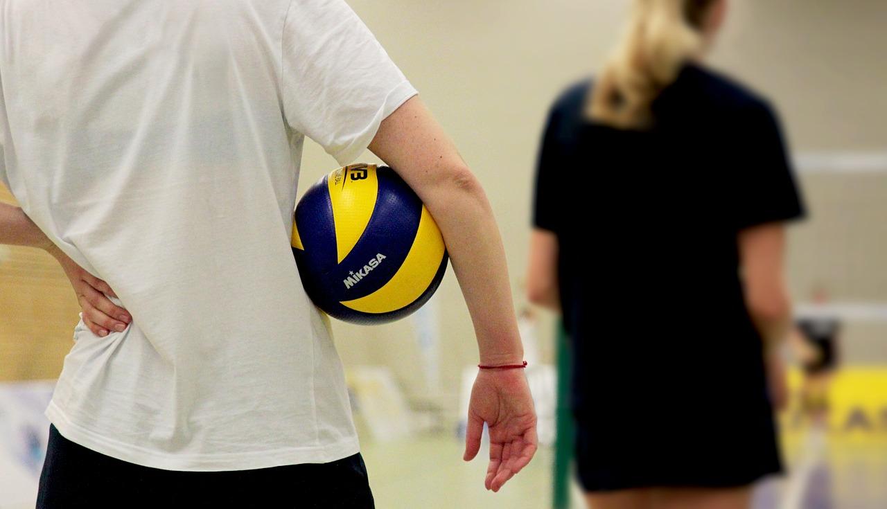 волейбол мяч Пиксбэй